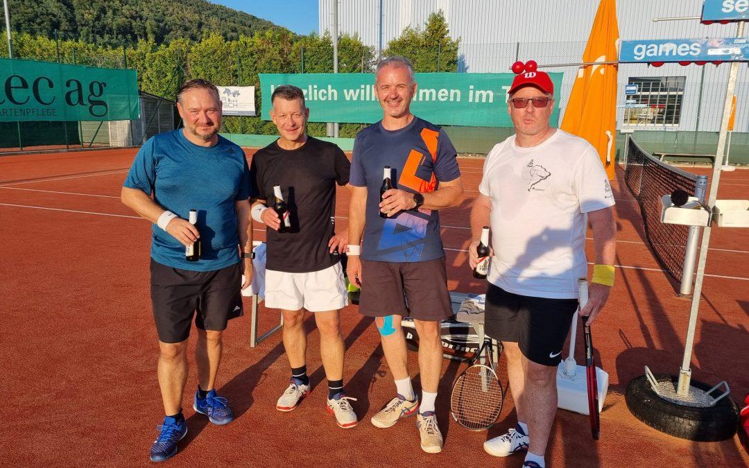 Clubmeister 2021   Herren-Doppel R1/R9