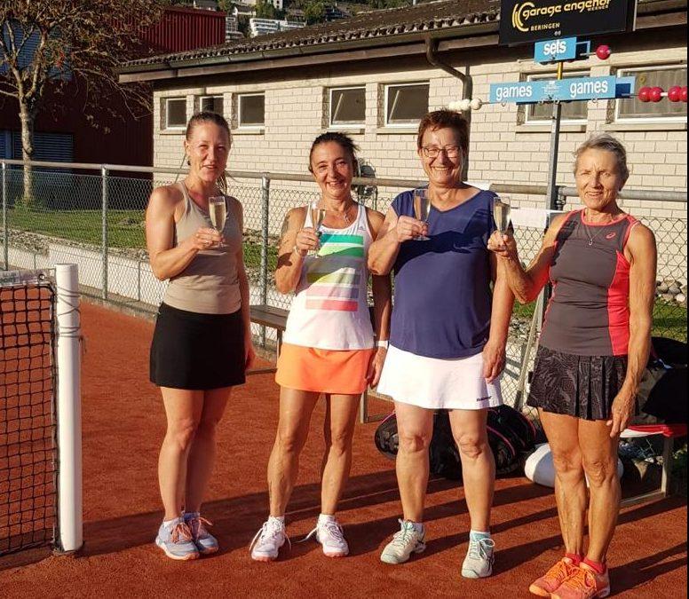 Clubmeisterinnen 2021   Ladies Cup
